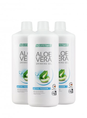 Aloe Vera Drinking Gel Freedom, 6er Pack