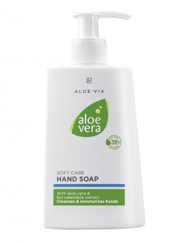 Aloe Vera Cremeseife by Aloe Via