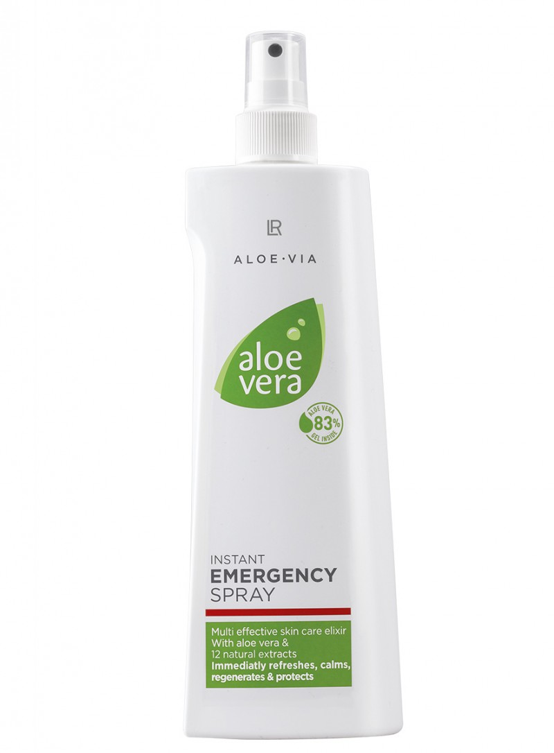 aloe vera emergency spray von lr lr shop. Black Bedroom Furniture Sets. Home Design Ideas