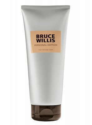 Bruce Willis Personal Edition Hair & Body Wash