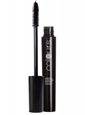 LR Colours Length & Definition Mascara, waterproof