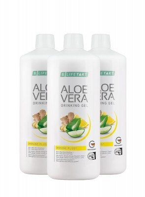 Aloe Vera Drinking Gel Immune Plus 6er