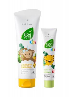 Aloe Vera Kids Dschungelfreunde-Set