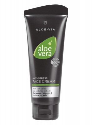 Aloe Vera Men Anti-Stress-Cream by Aloe Via
