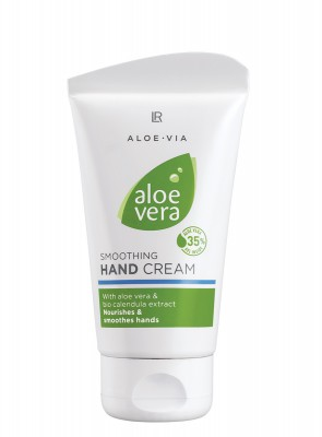 Aloe Vera Handcreme by Aloe Via