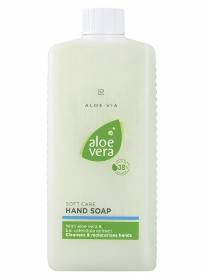 Aloe Vera Cremeseife Nachfüllpack by Aloe Via