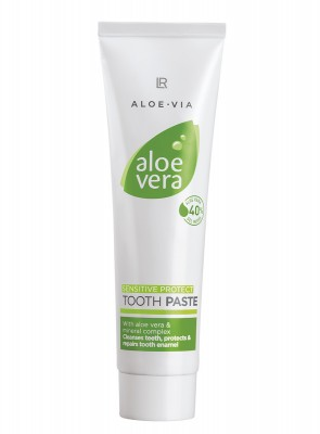 Aloe Vera Zahngel Sensitive by Aloe Via