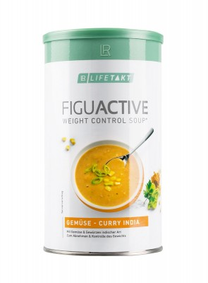 "Figuactiv Gemüse-Curry-Suppe ""India"""