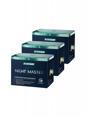 Night Master 3er Set LR Lifetakt