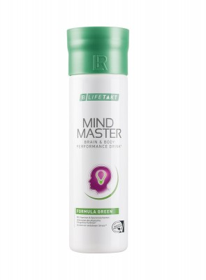 Mind Master Brain & Body Performance Drink Formula Green