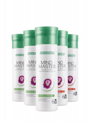 Mind Master Drink Formula Green, 5er Pack