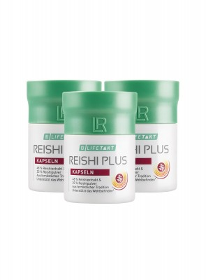 Reishi plus, 3er-Pack